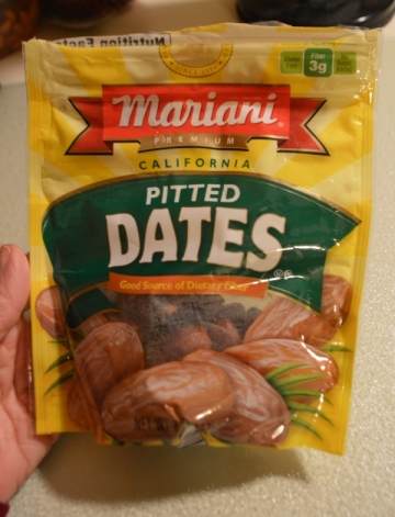 Dates for sweetness