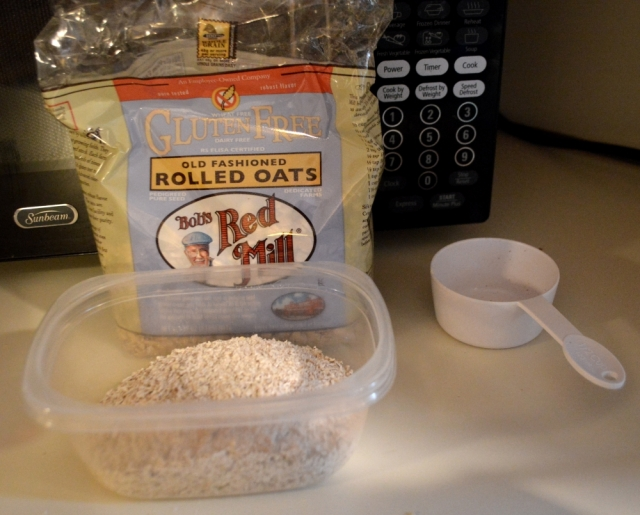 Old Fashioned Rolled Oats