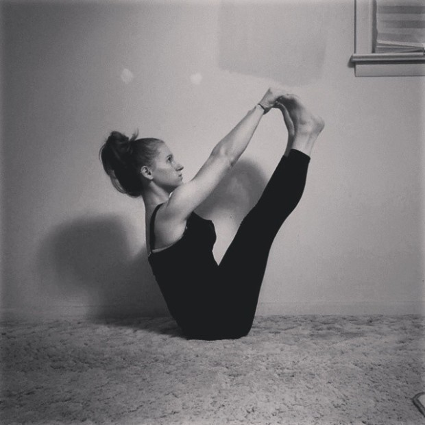 Both Big Toe Pose, Ubhaya Padangusthasana