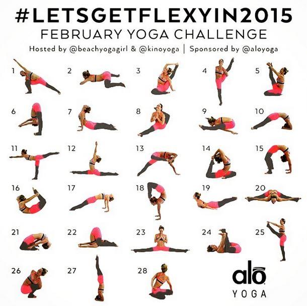 Lets Get Flexy In 2015