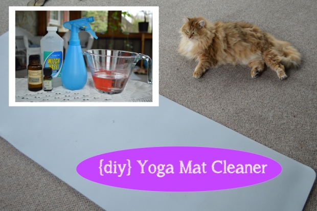 Yoga Mat Cleaner