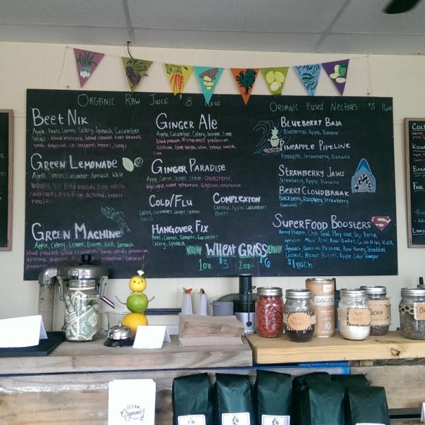 Ocean Organics Juice Bar & Cafe