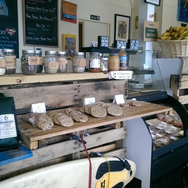 Ocean Organics Juice Bar & Cafe